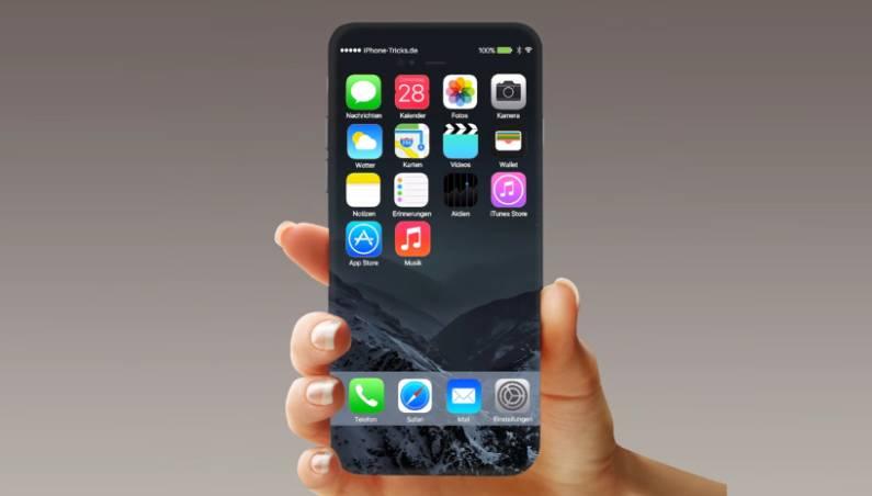 iPhone 7 iOS 10 Design