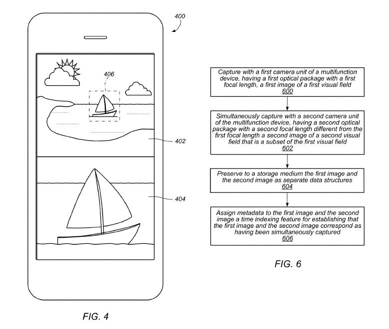 iphone-dual-camera-patent