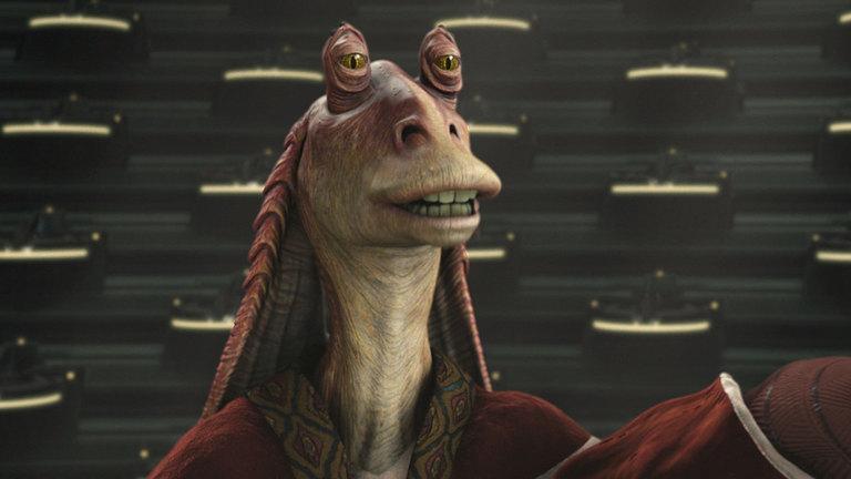 Star Wars Jar Jar Binks Actor Interview