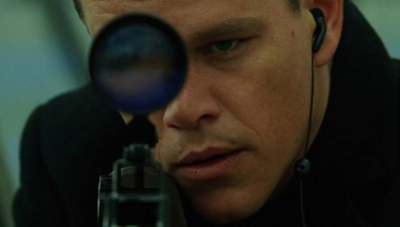 Jason Bourne First Trailer