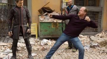 Joss Whedon Marvel Cinematic Universe