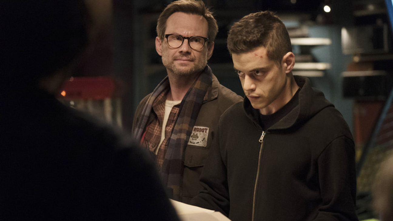 Mr. Robot Season 2 Teasers
