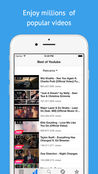 MyVideo Tube for Youtube