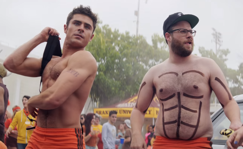 Neighbors 2 Trailer Seth Rogen Zac Efron