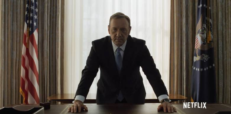 House of Cards Cancelled