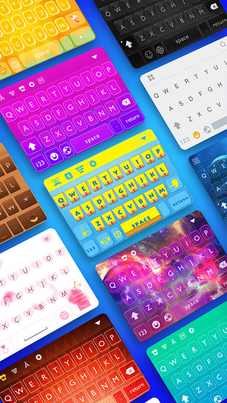 New Emoji Keyboard