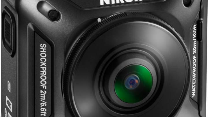 Nikon KeyMission 360 Interactive Video Footage