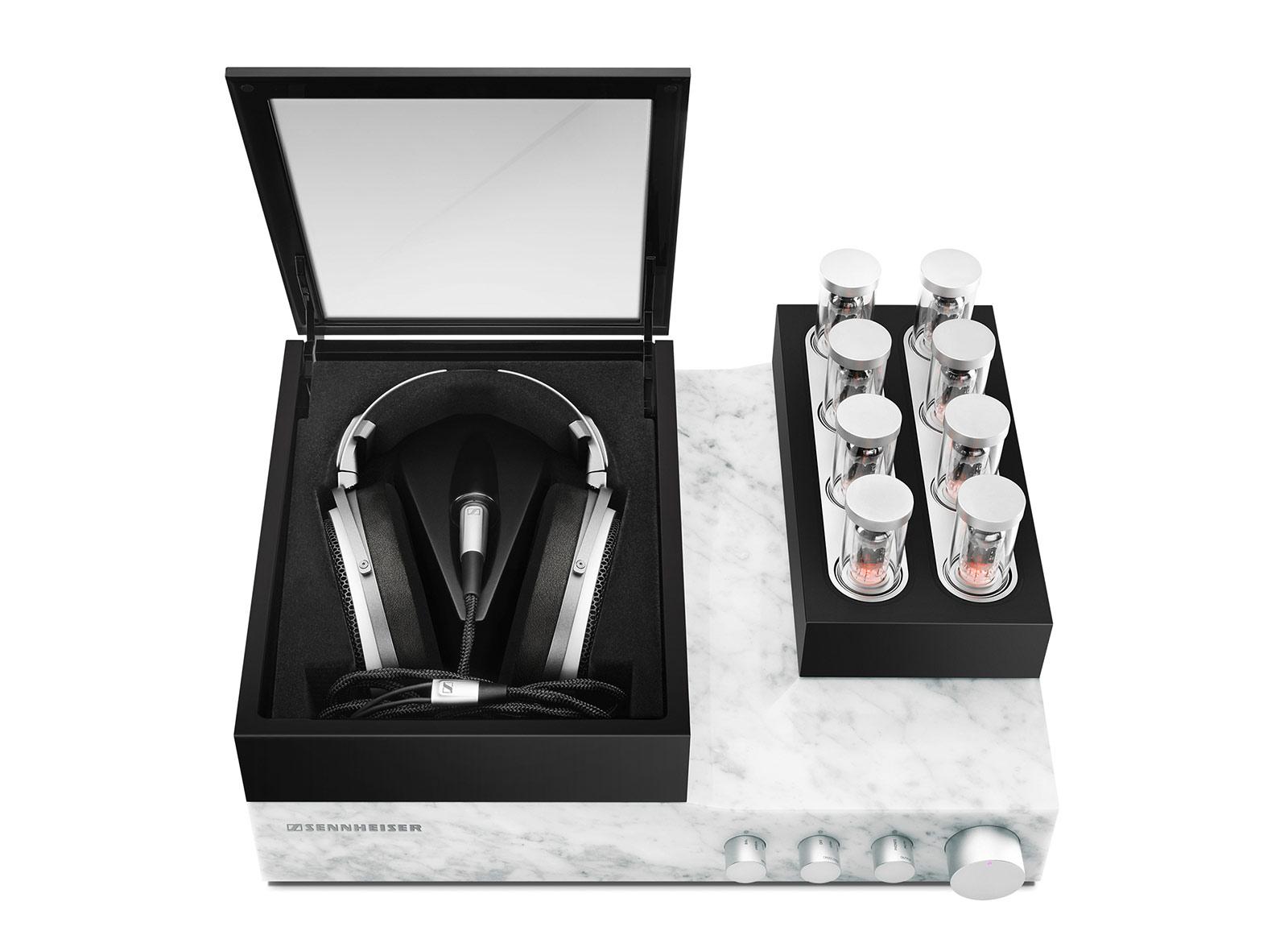 CES 2016 Sennheiser Orpheus Headphones