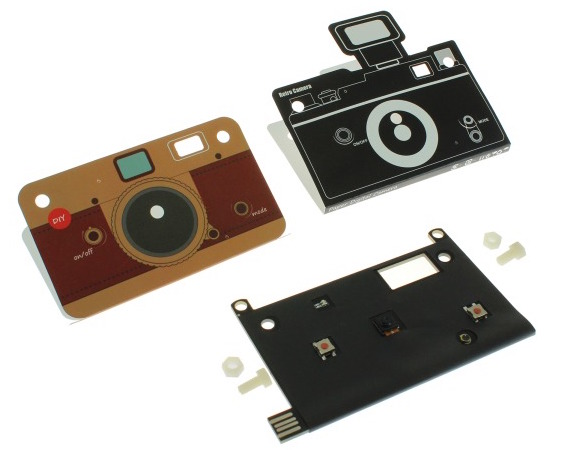 paper thin camera photos