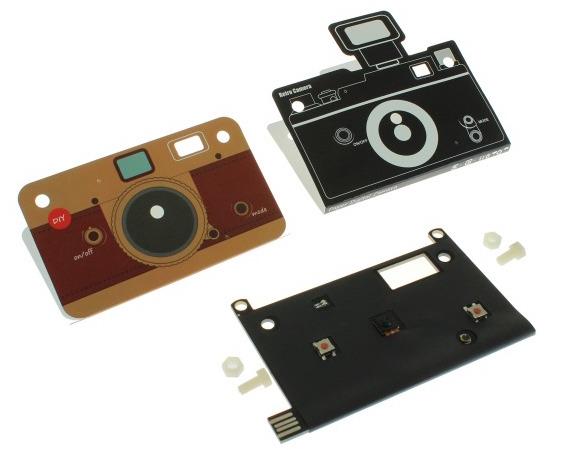 paper thin camera photos