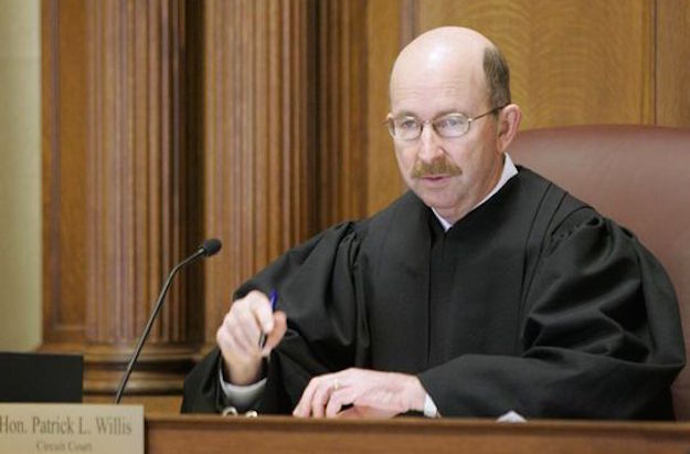 patrick willis judge making a murderer