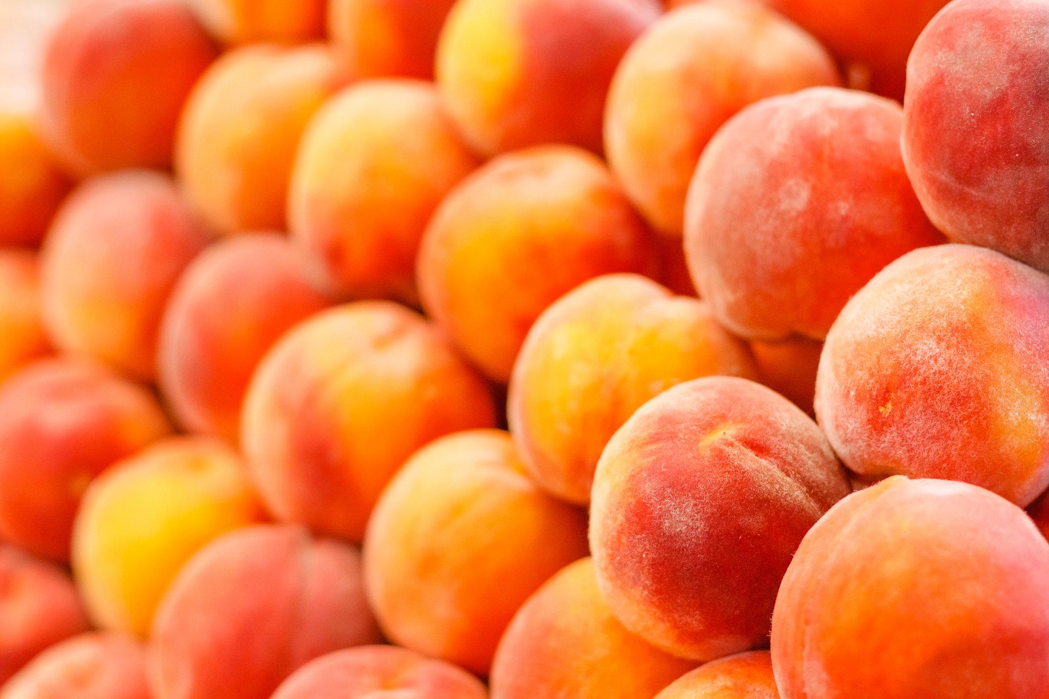 крым, урожай, фрукты, персики
