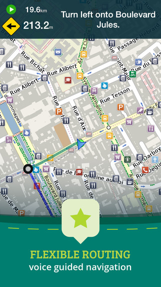 Pocket Earth PRO Offline Maps