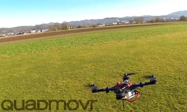 Quadmovr Drone