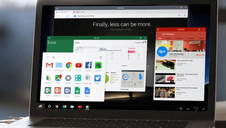 Remix OS Android PC Download