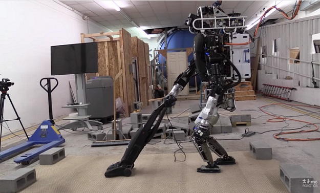 Robot Doing Chores