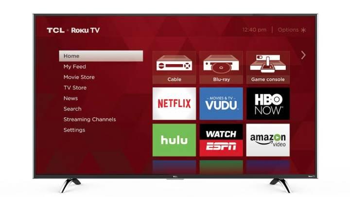 Roku TV Amazon