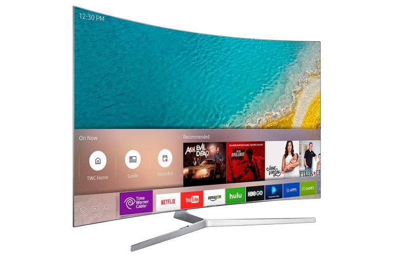 CES 2016 Samsung SUHD TV