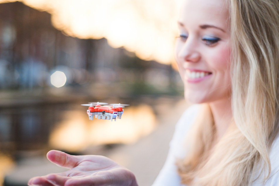 Smallest Camera Drone