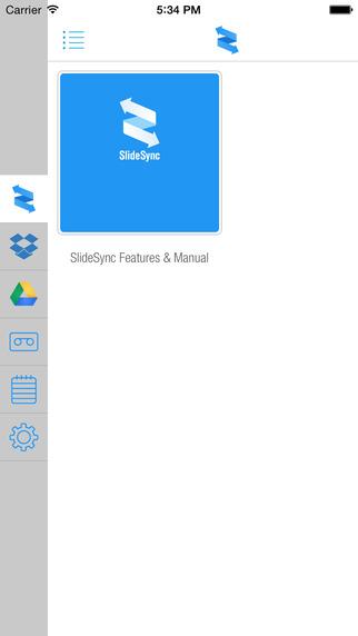 SlideSync