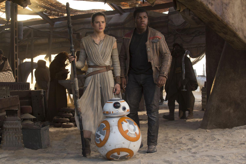 Star Wars Episode VIII Finn Spoilers