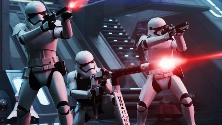 Star Wars Force Awakens Kimmel Colbert