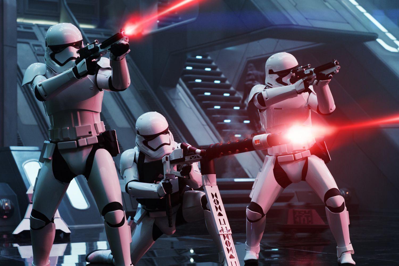 Star Wars Episode 8 Cast