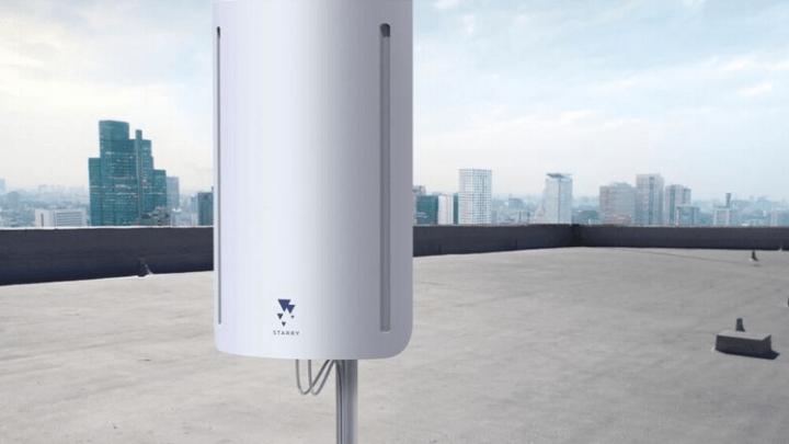 Starry Wireless Internet Service Provider