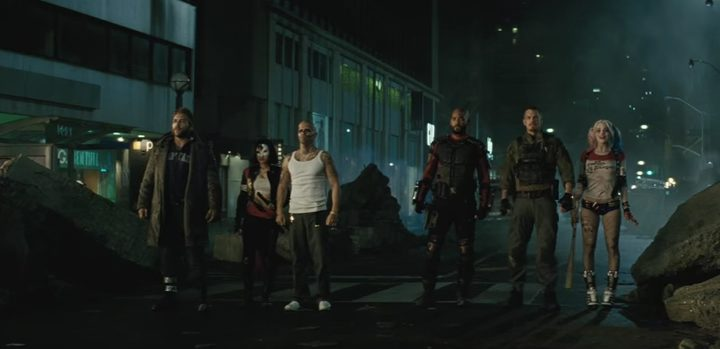 2016 Movie Trailers: Suicide Squad Cloverfield