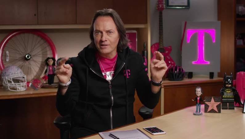 T-Mobile CEO John Legere EFF
