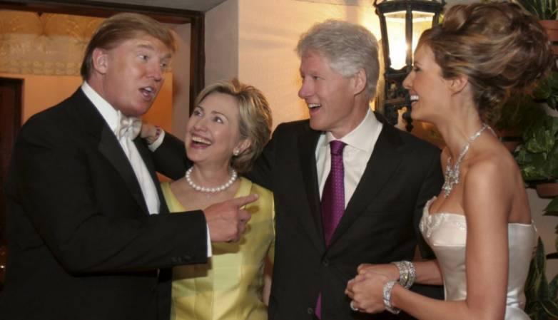 Bing Prediction Primaries Clinton Trump