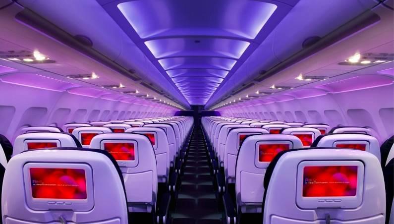 Boeing LED Screens
