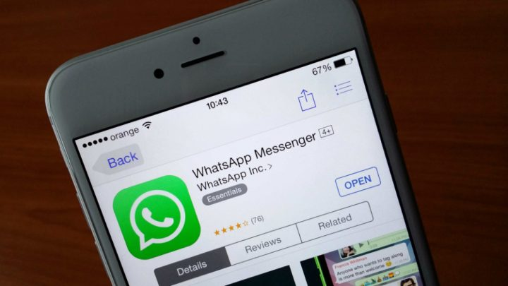 WhatsApp Free iPhone Android