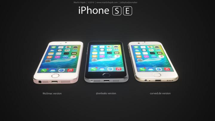 iPhone SE Photos