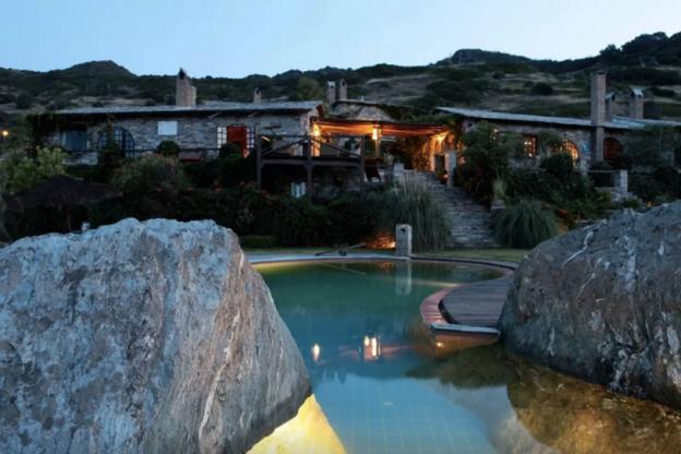 Aegean Island Villa