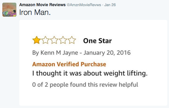 Amazon Movie Reviews1