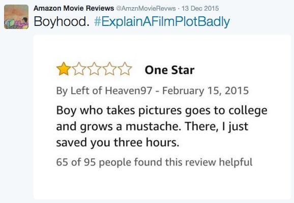 Amazon Movie Reviews13