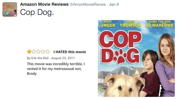 Amazon Movie Reviews14