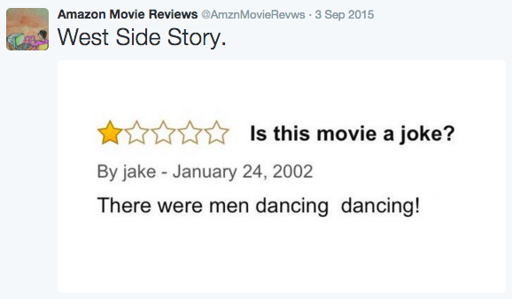 Amazon Movie Reviews9