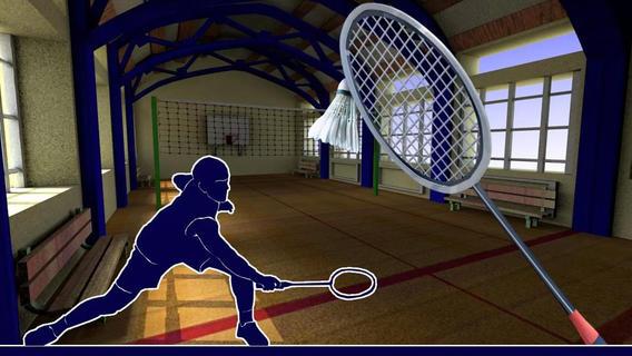 Badminton 3D Classic