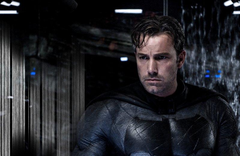 Ben Affleck Batman Movie Title
