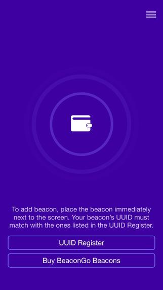 BeaconGo Wallet Care