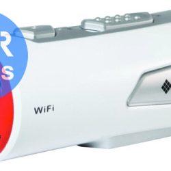 Waterproof video camera