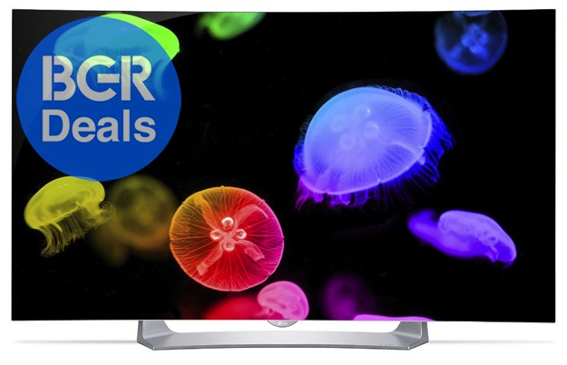 Curved TV Price