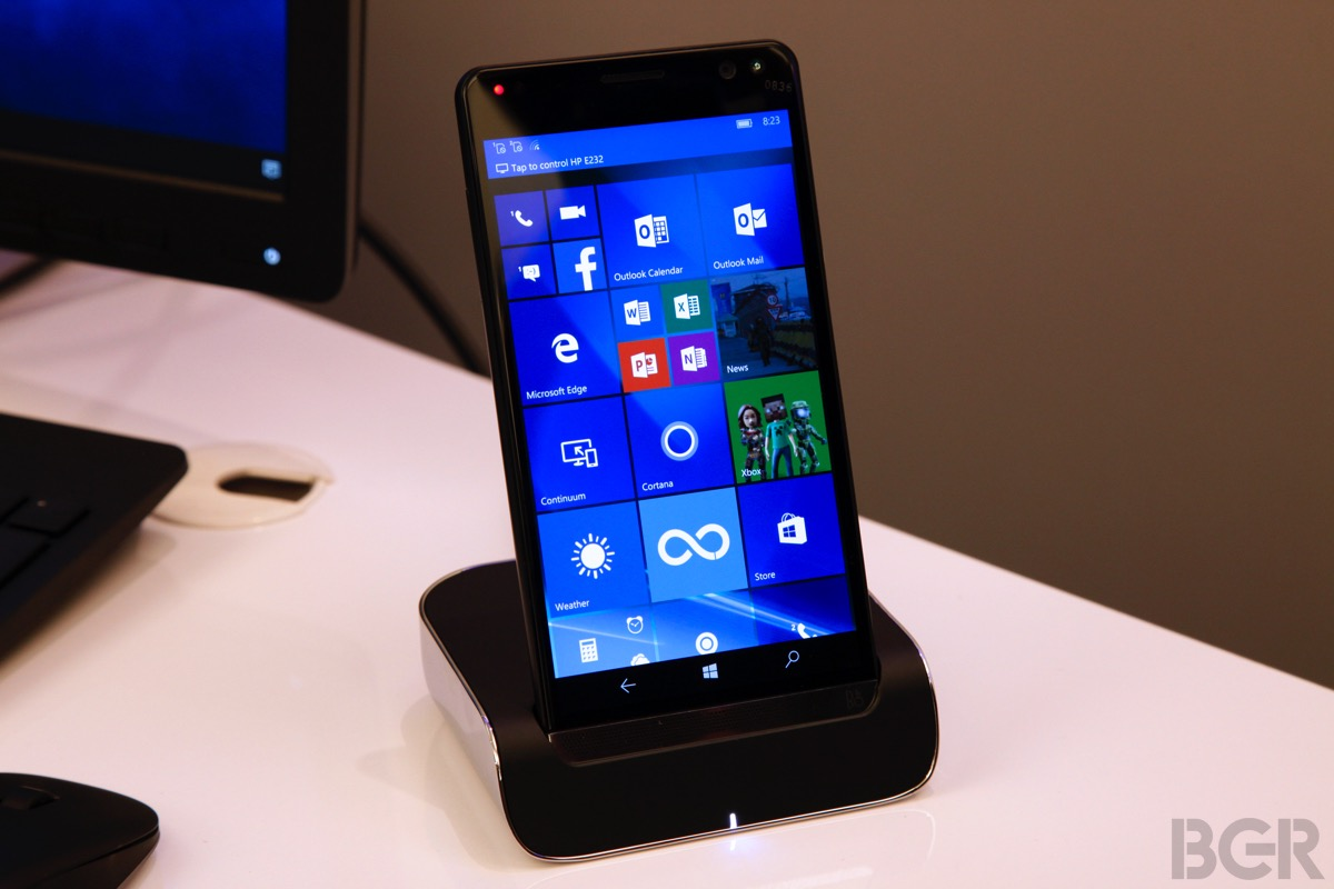 HP Elite x3 Review, Pt 1: Hand-on preview of HP Elite X3 ...
