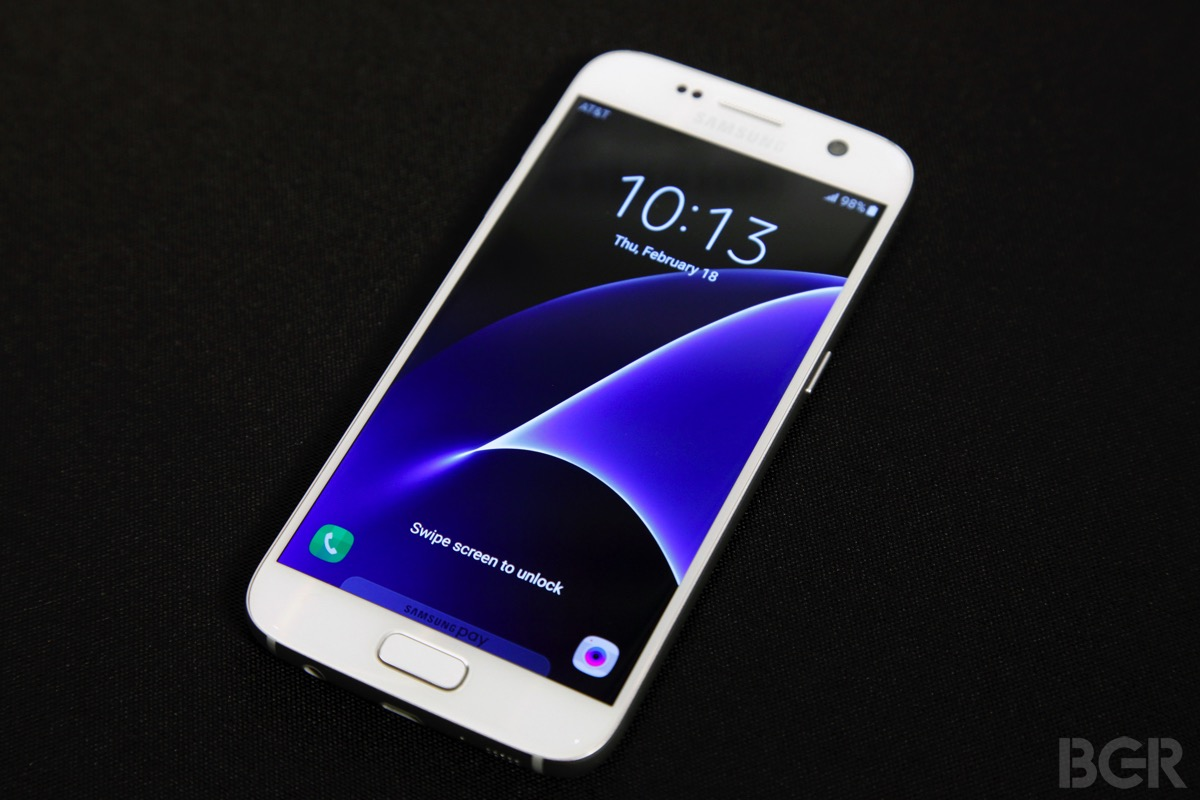 Best Buy Has A Great Black Friday Galaxy S7 Deal You Can Use Right Now Bgr