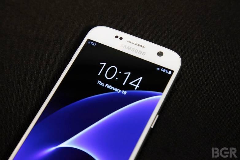 Galaxy S7 Nougat Update