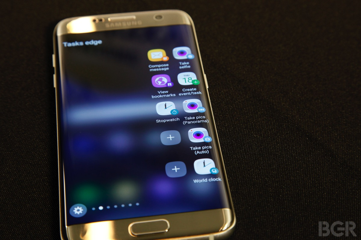 Samsung Galaxy S7 Edge Early Review