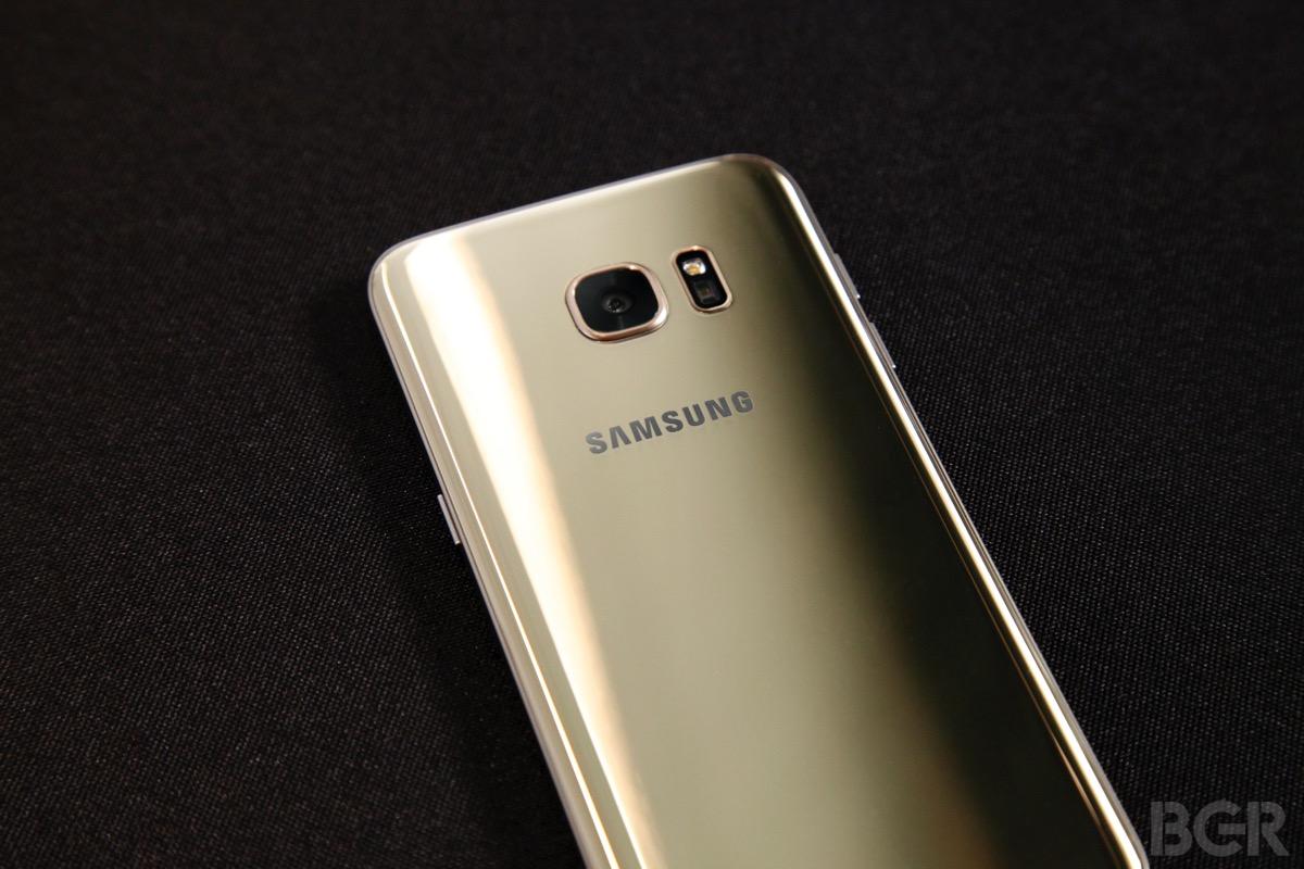 Galaxy S7 Vs iPhone 6
