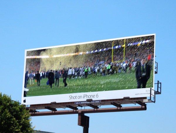 Tim Cook Blurry Super Bowl Photo
